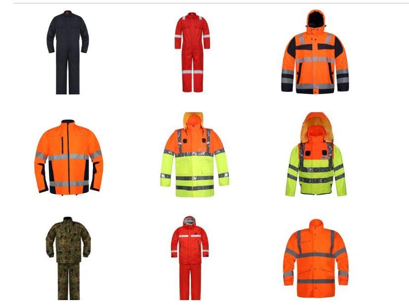 防护服装系列
